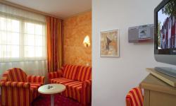 Zimmer-Einrichtung Hotel Wallner