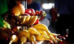 Früchte-Buffett vom Restaurant Wallner