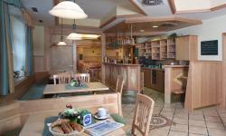 Gastzimmer im Restaurant zum grünen Baum