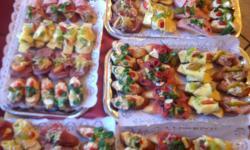 Belegte Brote: Partyservice Wallner in St. Valentin