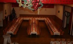 Saal in St. Valentin: zum grünen Baum