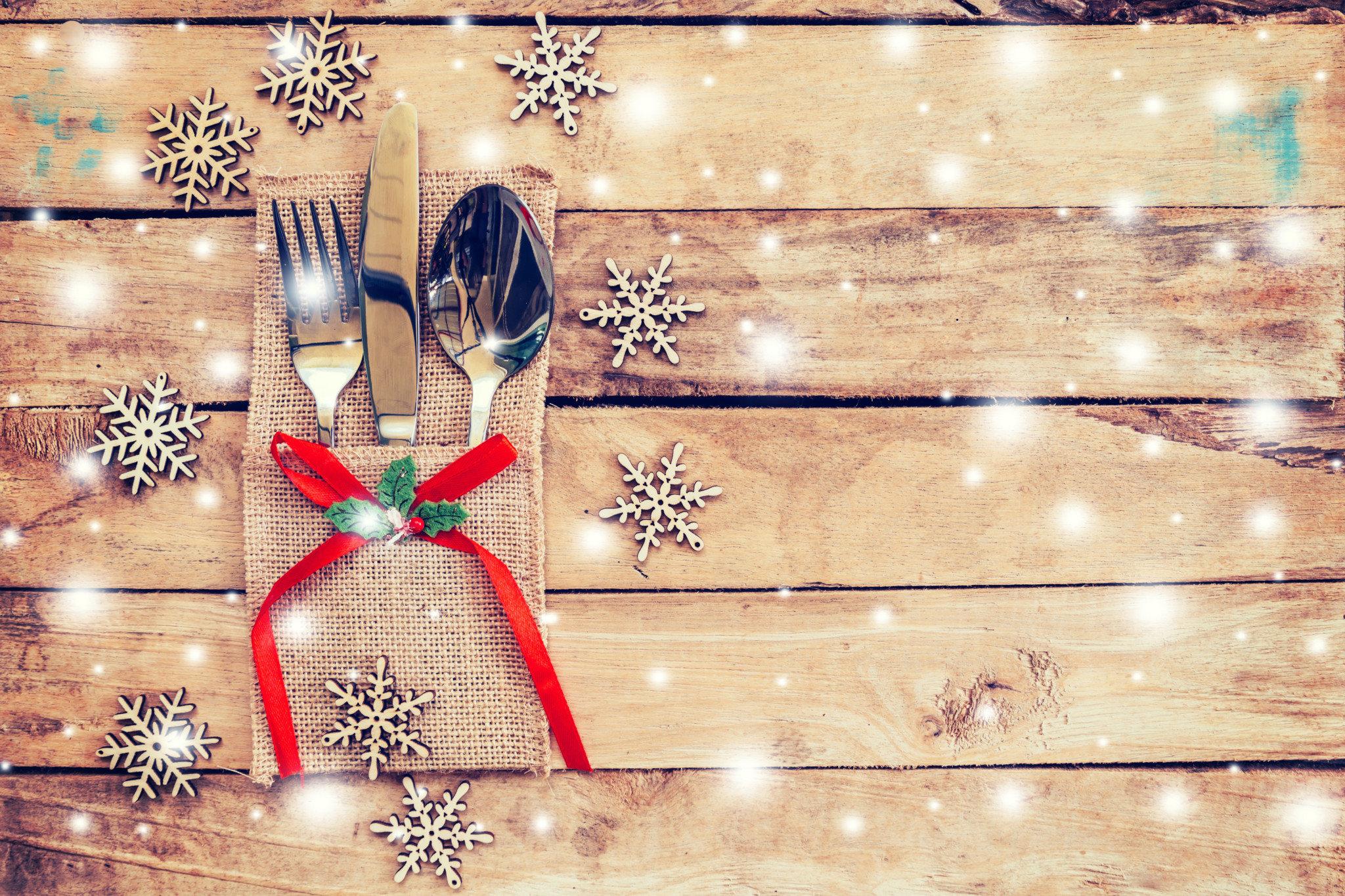 Weihnachtsmenü im Restaurant-Hotel Wallner