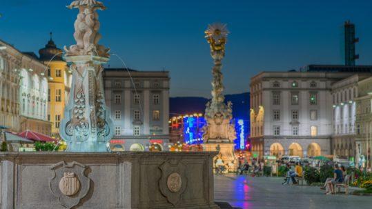 Ausflugsziel Linz