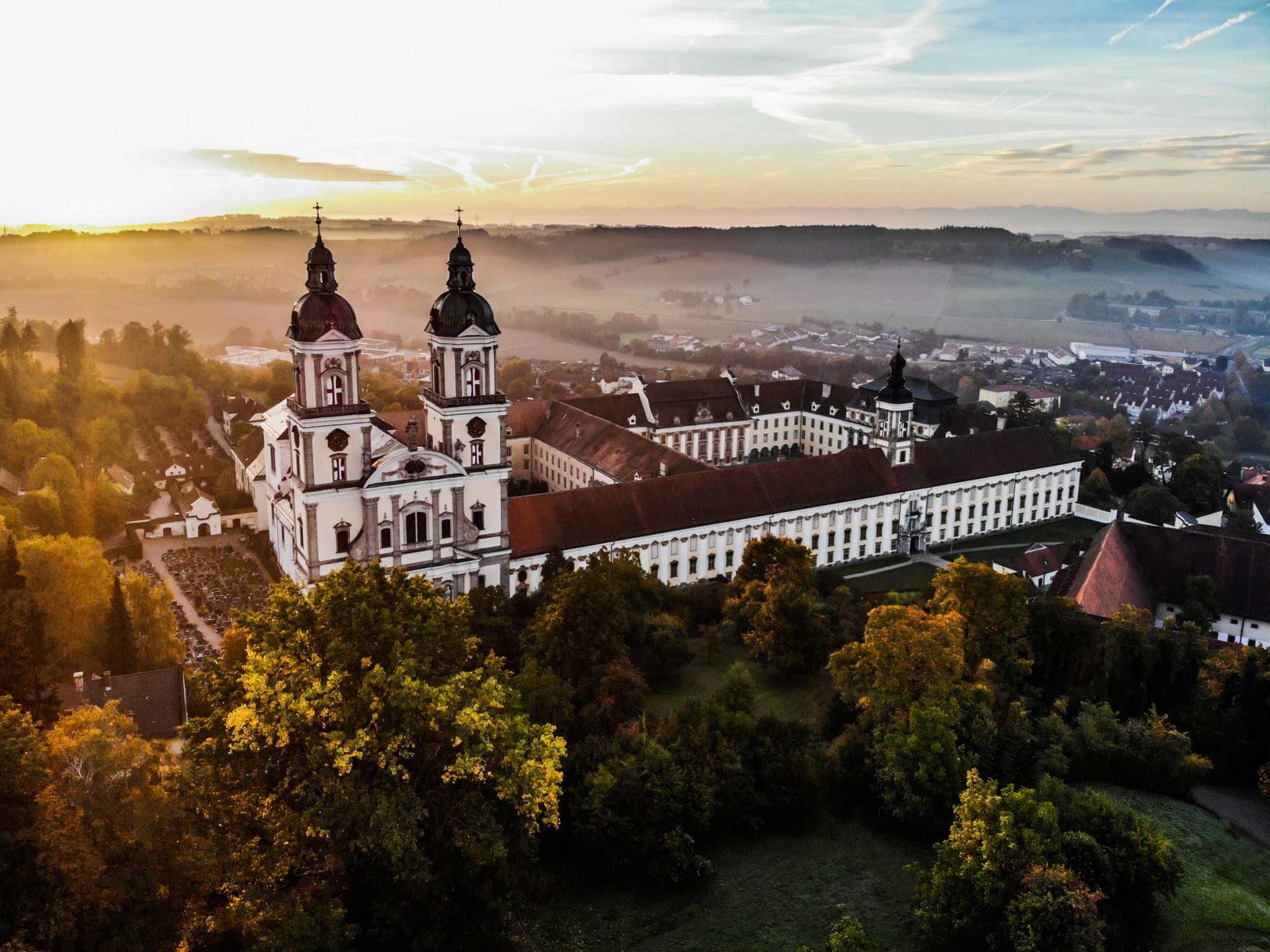 Ausflugsziel Stift St. Florian